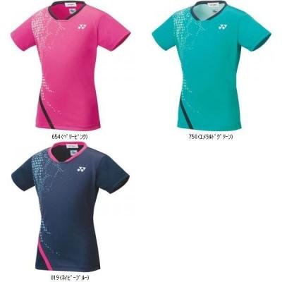 ヨネックス YONEX ジュニアゲームシャツ 20558J テニスゲームシャツJ