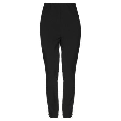 アルファスタジオ ALPHA STUDIO パンツ ブラック 40 ポリエステル 88% / ポリウレタン 12% パンツ