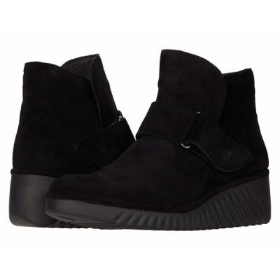 フライロンドン ブーツ&レインブーツ シューズ レディース LABE227FLY Black Silky Leather