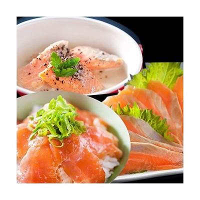 玄海サーモン 3種類セット 刺身 惣菜 国産 サーモン 産地直送