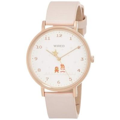 セイコー SEIKO 女性用 腕時計 レディース ウォッチ ホワイト AGAK707