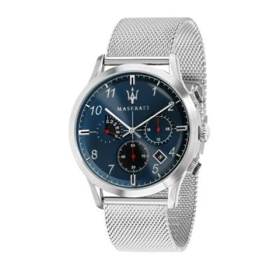 マセラティ 腕時計 Maserati メンズ Ricordo R8873625003 Silver Stainless-Steel クォーツ Fashion Watch