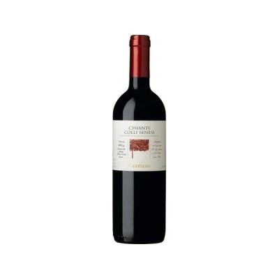 ワイン アサヒ ポリツィアーノ・キャンティ・コッリ・セネージ 2016 赤ワイン ビン 750ml 1本