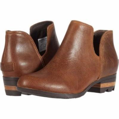 ソレル SOREL レディース ブーツ シューズ・靴 Lolla II Cutout Velvet Tan
