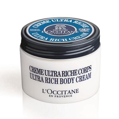 L'OCCITANE/ロクシタン シア リッチボディクリーム 200ml