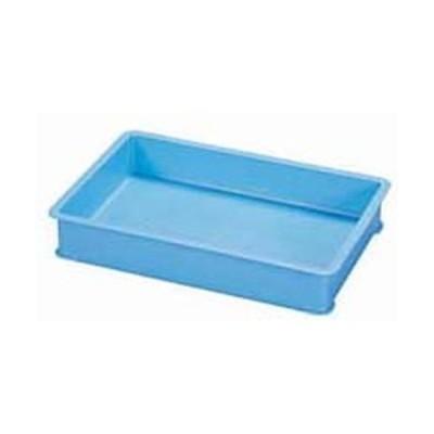 サンコー PPカラー番重 B型 ブルー ABV8504