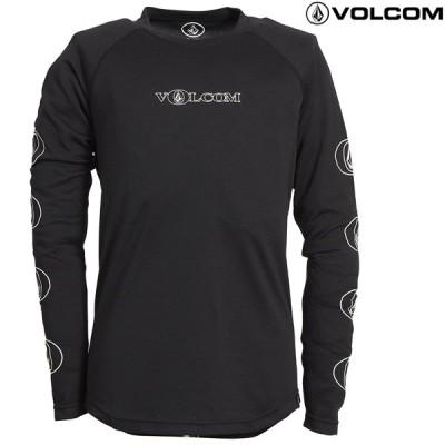 20-21 VOLCOM ファーストレイヤー JP POLARTEC PD 1ST LAYER TOP g21521ja: 正規品/メンズ/ボルコム/スノーボードウエア/snow