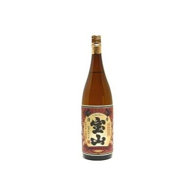25度 薩摩宝山(さつまほうざん) 芋焼酎 1800ml 西酒造