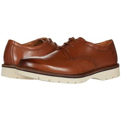 クラークス Bayhill Plain メンズ オックスフォード Tan Leather
