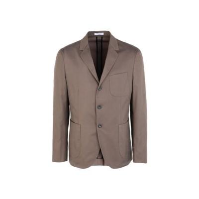 BOGLIOLI テーラードジャケット ファッション  メンズファッション  ジャケット  テーラード、ブレザー カーキ