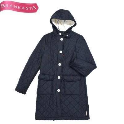 トラディショナル ウェザーウェア キルティングコート 内側ボア Traditional Weatherwear 38 濃紺 \期間限定特別セール/22ov23