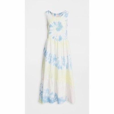ワンバイ ONE by レディース ワンピース ワンピース・ドレス Skye Dress Ziggy Tie Dye