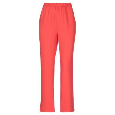 MOMONÍ パンツ 赤茶色 40 レーヨン 88% / バージンウール 12% パンツ