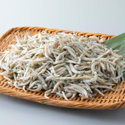 【B-605】 井保水産 鮎稚魚(氷魚)のかまあげ500g[高島屋選定品]