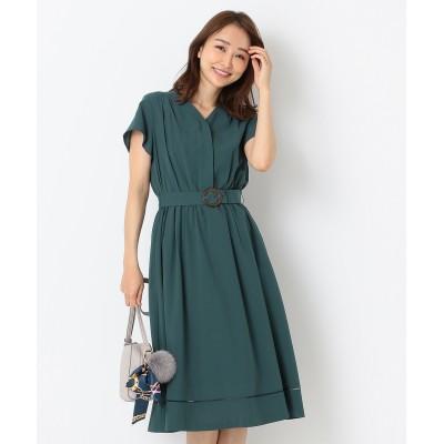 any SiS カラーレスシャツ ワンピース