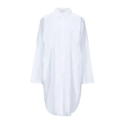 EVEN IF シャツ ホワイト XL コットン 98% / ポリウレタン 2% シャツ