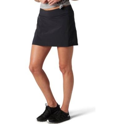 スマートウール SMARTWOOL レディース スカート Merino Sport 150 Skirt Black