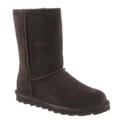 ベアパウ Bearpaw レディース ブーツ シューズ・靴 Elle Short Boot Chocolate II