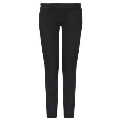 リュー ジョー LIU •JO パンツ ブラック 25 コットン 98% / ポリウレタン 2% パンツ