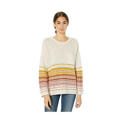 Rip Curl Junior's Island Sands Sweater, Vanilla, S並行輸入品 送料無料