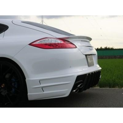 Porsche Panamera type970 EUR-GT ESスポーツマフラー