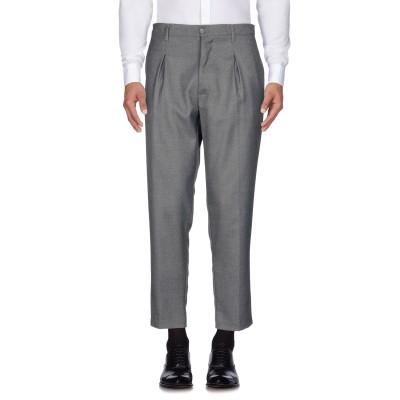 I'M BRIAN パンツ 鉛色 50 ポリエステル 65% / レーヨン 35% パンツ