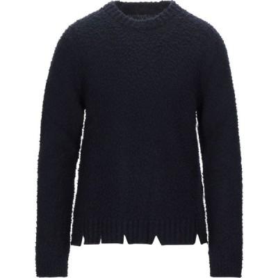 メゾン マルジェラ MAISON MARGIELA メンズ ニット・セーター トップス Sweater Dark blue