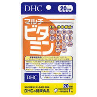DHCDHC マルチビタミン 20日分 【栄養機能食品】 ディーエイチシーサプリメント