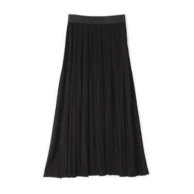 <ADORE(Women)/アドーア> ライトジャージースカート ブラック【三越伊勢丹/公式】