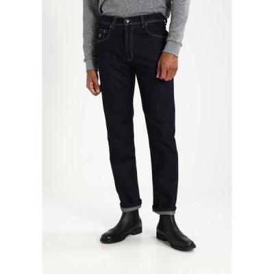ブガッティ デニムパンツ メンズ ボトムス NEVADA - Straight leg jeans - raw denim