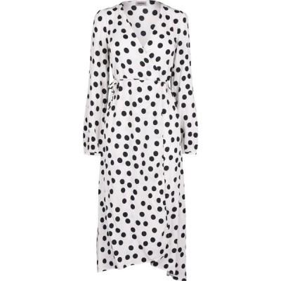 ヴェロモーダ Vero Moda レディース パーティードレス ラップドレス ワンピース・ドレス vm kayla wrap dress Birch