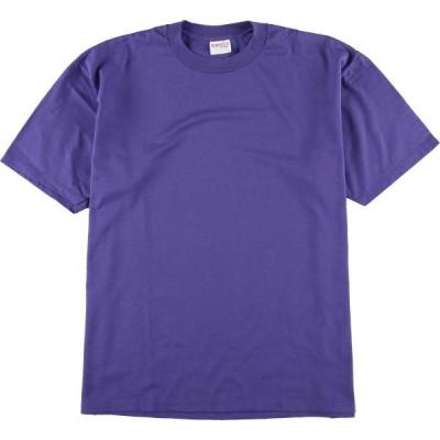 SUNBELT 無地Tシャツ USA製 メンズXL /eaa161153