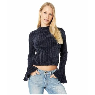 ロストアンドウォーター ニット&セーター アウター レディース Liberty Sweater Top Navy