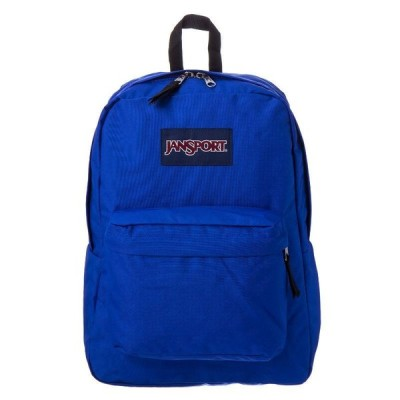 ジャンスポーツ バッグ リュック ユニセックス ブルー JANSPORT JS00T501 3N7