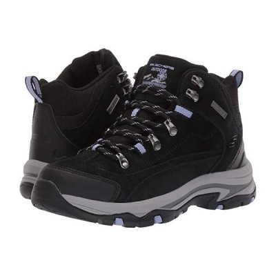 スケッチャーズ Trego - Alpine Trail レディース Hiking Black/Lavender