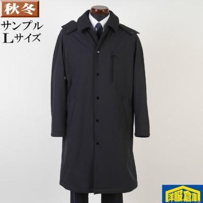 スタンドカラー フード コート メンズ Lサイズ ビジネスコートSG-L 8000 SC57160