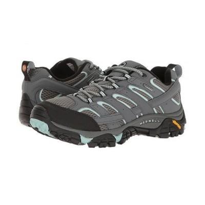 Merrell メレル レディース 女性用 シューズ 靴 ブーツ ハイキング トレッキング Moab 2 GTX - Sedona Sage
