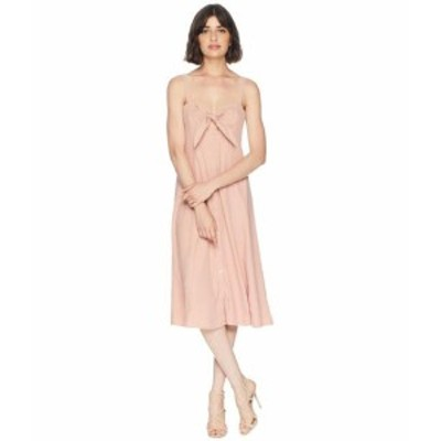 Splendid スプレンディッド ドレス 一般 Dahlia Linen Slub Midi Dress