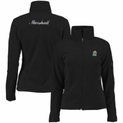 Columbia コロンビア スポーツ用品  Columbia Marshall Thundering Herd Womens Black Give & Go Full-Zip Jacket