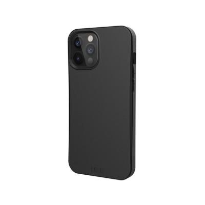 URBAN ARMOR GEAR UAG-IPH20LO-BK ブラック OUTBACK [iPhone 12 Pro Max用ケース] ケース・カバー