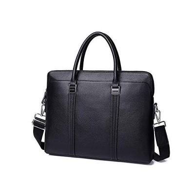 本革ビジネスバッグ 牛革鞄 天然牛革 防水 大容量 就職応援 メンズバッグ 牛革バッグ