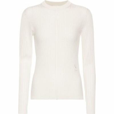 クロエ Chloe レディース ニット・セーター トップス wool sweater Iconic Milk