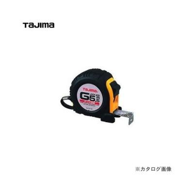 タジマツール Tajima Gロック22 5.5m(尺相当目盛付) GL22-55SBL