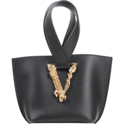 ヴェルサーチ VERSACE レディース ハンドバッグ バッグ handbag Black