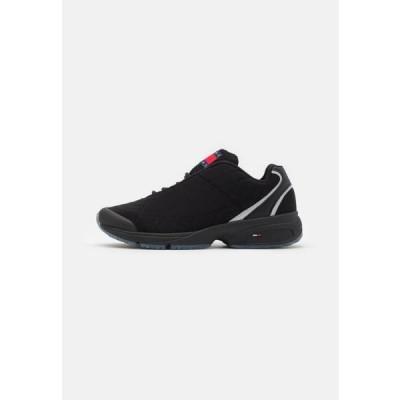 トミージーンズ メンズ 靴 シューズ FLASH IT HERITAGE - Trainers - black