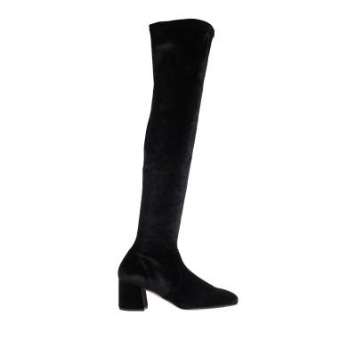 GIOSEPPO ブーツ ブラック 37 紡績繊維 ブーツ