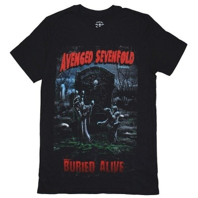 AVENGED SEVENFOLD Buried Alive Tour 2012 Tシャツ