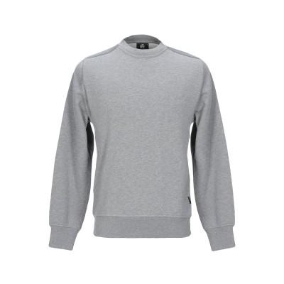 PS PAUL SMITH スウェットシャツ ライトグレー S コットン 100% スウェットシャツ