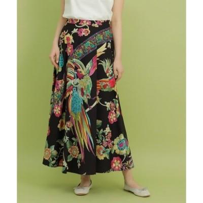 スカート RedValentino  フローラル Aラインスカート