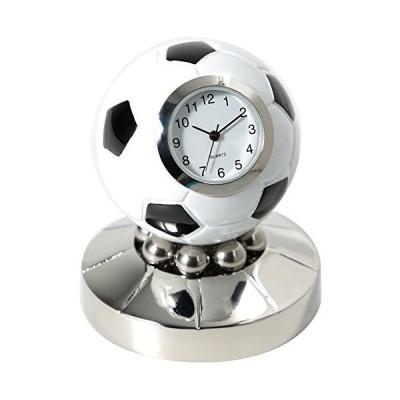 ミニチュアクロックコレクション(MiniatureClockCollection)ミニチュア置時計 サッカーボール C3583